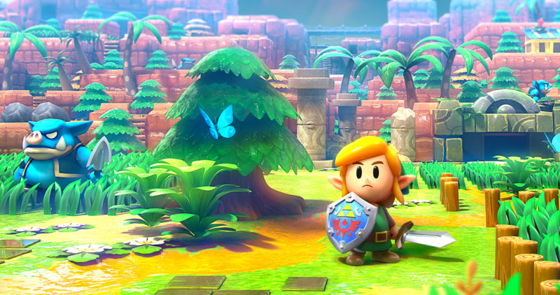 The Legend of Zelda: Link's Awakening - ein bezauberndes Remake für die Nintendo Switch