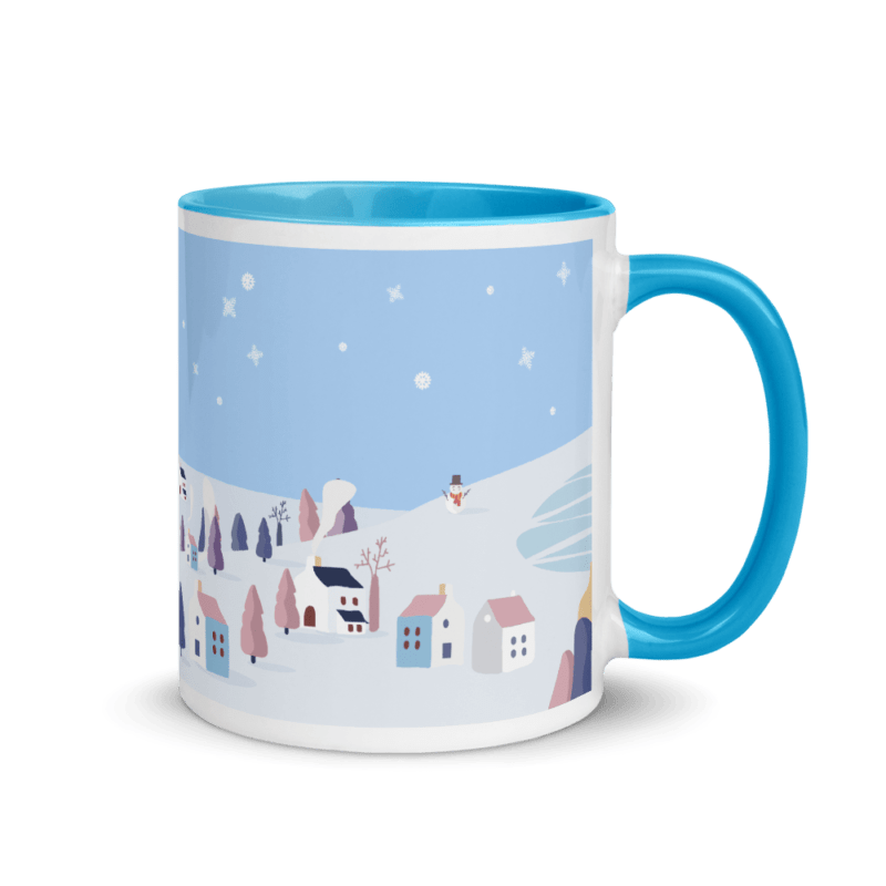 Winter - Tasse